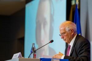Borrell viajará los primeros días de febrero a Rusia, en medio de la tensión por caso Navalny
