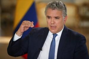 Duque tras firma del ETP para migrantes venezolanos: Sepan que nunca estarán solos