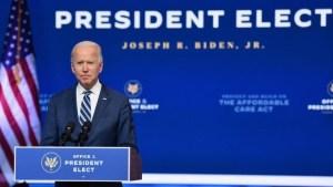 Biden heralds shift in US strategy toward Venezuela
