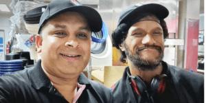 Vagabundo pedía comida en una reconocida pizzería y obtiene trabajo para la franquicia
