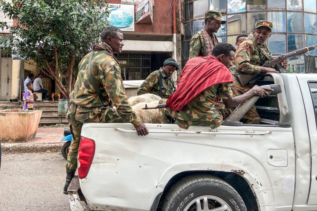 """EEUU llama a una medidas inmediatas en Etiopía tras una """"masacre de civiles"""""""