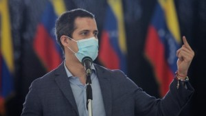 President (e) Guaidó: The EU, by ratifying its pressure measures, reaffirms that it will not recognize that Maduro electoral farce