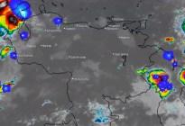 El estado del tiempo en Venezuela este martes #15Jun, según el Inameh