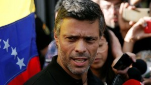 """López supports the extension of the EU sanctions against Maduro's regime: """"We will continue to do what corresponds until we dismiss the dictatorship"""""""