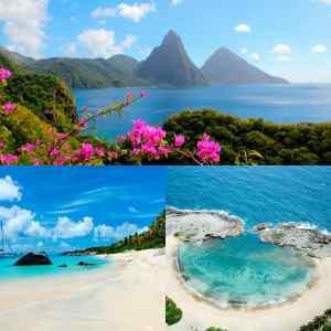 Desde Jamaica hasta Dominica: Las 20 islas más lindas del Caribe (Fotos)