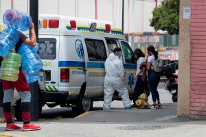 Más de 1500 contagios por Covid-19 reportó nuevamente el régimen en Venezuela