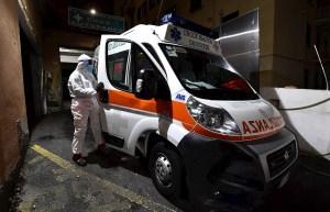 Italia sumó más de ocho mil nuevos contagios y 400 muertes por Covid-19 en 24 horas