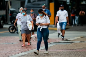 Venezuela establishes mobility controls in capital region due to Covid-19