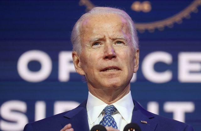 Biden habría conseguido 306 votos en el colegio electoral, según medios de EEUU