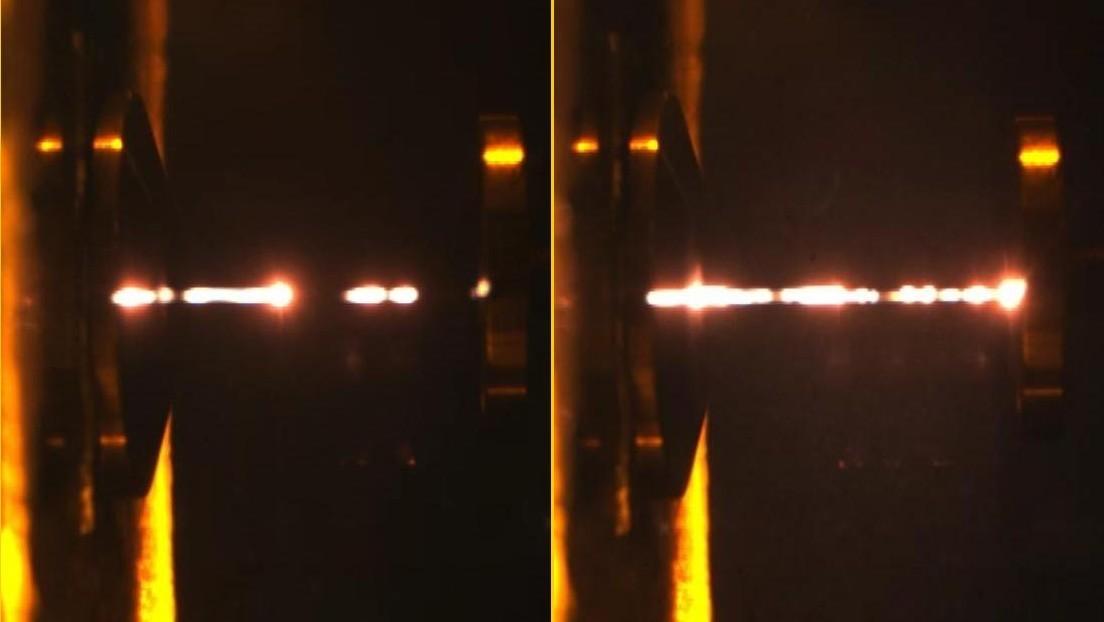 Físicos crearon un invento que controlaría los rayos en el aire