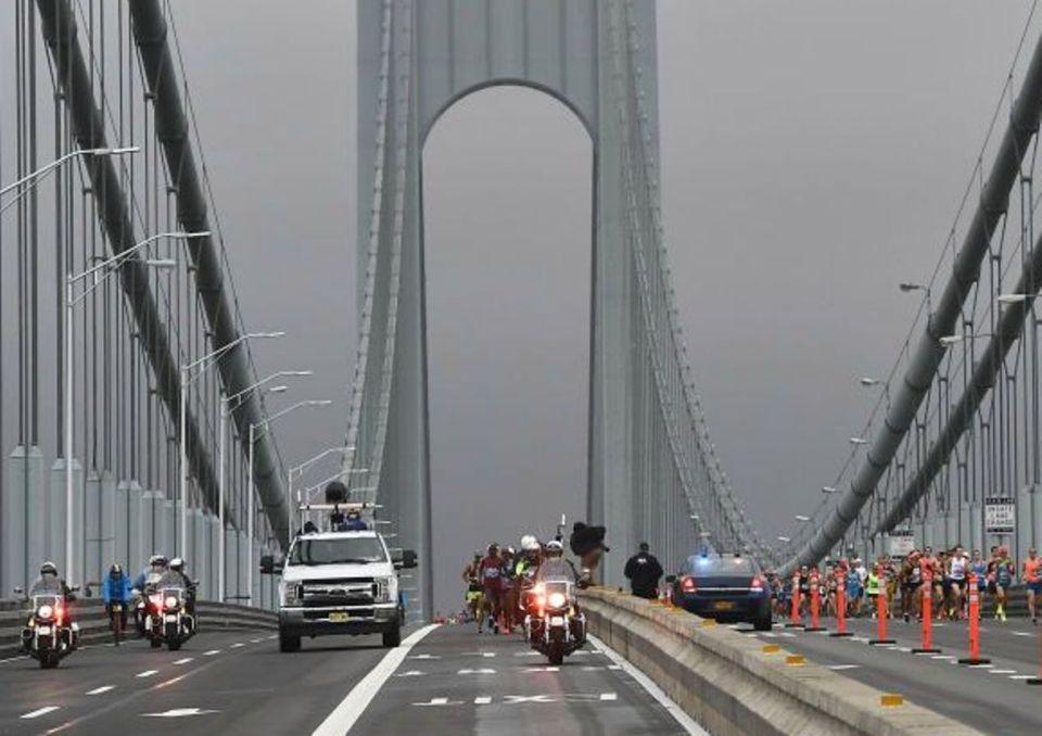Luego de 34 años volverán a cobrar peaje en ambos sentidos del puente Verrazzano de Nueva York