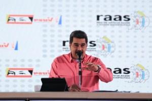 Maduro dijo que participará en un debate del show electoral este #3Dic