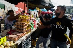 Canasta de Supervivencia se ubicó esta semana en 20.100.000 bolívares