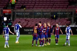 Preocupación en Barcelona: Una nueva lesión deja afuera del equipo a una figura del equipo