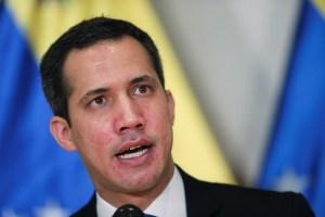 """Guaidó asegura que la presión """"dentro y fuera de Venezuela"""" es fundamental para recuperar la democracia (VIDEO)"""