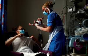 Las enfermeras temen que su colectivo se reduzca a la mitad tras la pandemia