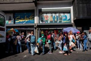 Venezuela cerró el 2020 con una inflación superior al 3.700%