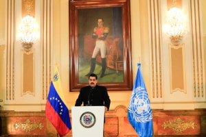 Maduro le llevó a la ONU una sarta de falsedades