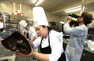 María Fernanda Escalona, una chocolatera venezolana que creó la receta perfecta para brillar en Bélgica