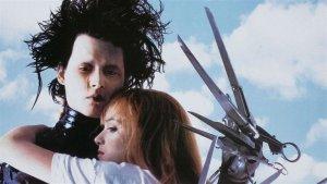 """""""El joven manos de tijera"""": La carta de amor sobre la soledad que Tim Burton les escribió a los monstruos"""