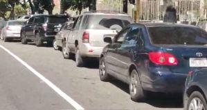 A pocos días del fraude electoral, los caraqueños ya empiezan a padecer por la gasolina #3Dic (VIDEOS)