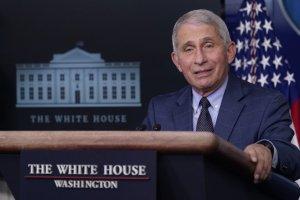 La advertencia de Anthony Fauci sobre el avance del Covid-19 en Estados Unidos