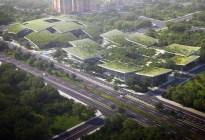 Presentan el proyecto de una ciudad futurista que será controlada por inteligencia artificial (VIDEO)