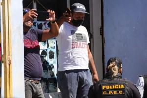¡IDENTÍFICALOS! Esbirros del régimen persiguieron a Guaidó durante su visita a Carabobo (FOTOS)