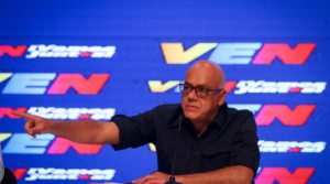 Diosdado Cabello se hizo a un lado para que Jorge Rodríguez encabece la írrita Asamblea chavista
