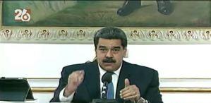 El falso reto de Maduro para su salida del poder incluye a Delcy Eloína