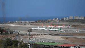El Inac informó que los vuelos internacionales se mantendrán restringidos
