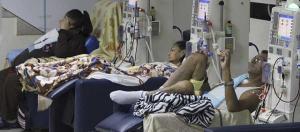 En riesgo pacientes de diálisis del Hospital del Seguro Social en Táchira