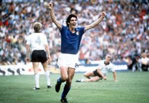 Los seis goles de Paolo Rossi en el Mundial de España 1982 (Videos)