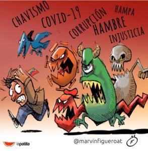 Caricaturas de este lunes 28 de noviembre de 2020
