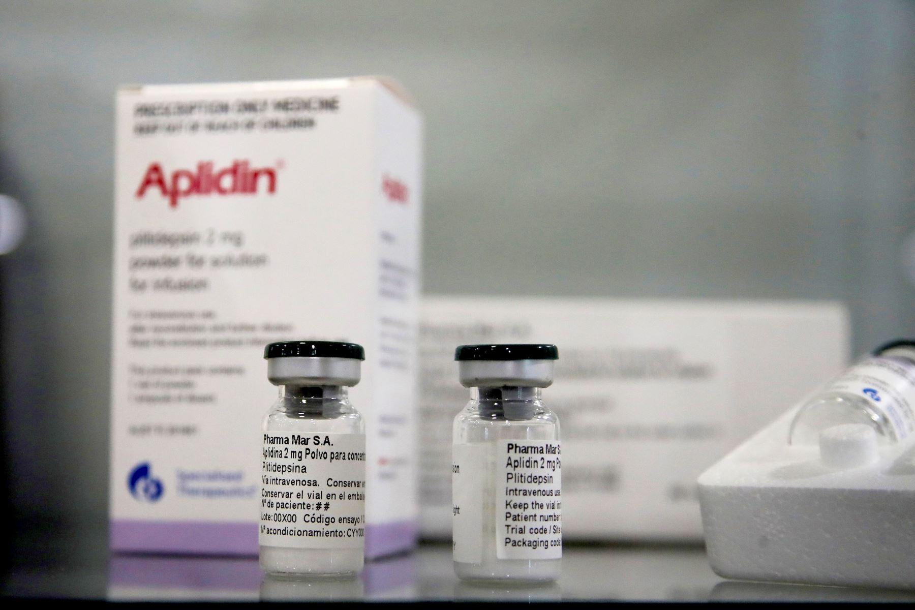 """Investigadores que hallaron el """"poder"""" del Aplidin: El coronavirus es como una fotocopiadora… y este fármaco la apaga"""
