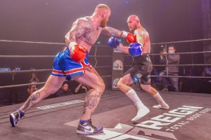 "Hafthor Bjornsson, ""La Montaña"" de Game of Thrones, debutó como boxeador (Video)"