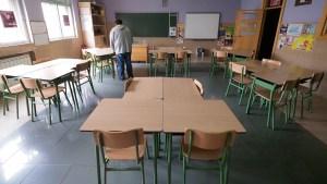 El gobierno británico, presionado para reabrir las escuelas pese a la pandemia