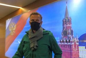 Putin condenó las protestas del fin de semana pro-Navalny y las califica de ilegales