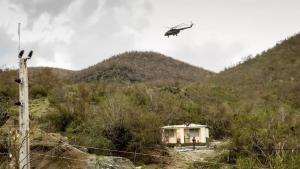 Al menos cinco personas murieron al estrellarse un helicóptero en Cuba