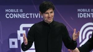 """El cofundador de Telegram revela el """"secreto"""" por el que hay una fuga de usuarios de WhatsApp a su aplicación"""