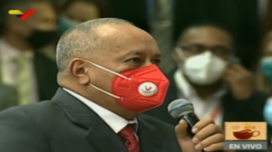 Diosdado Cabello solicitó reformar reglamento interior y debates de la AN fraudulenta (VIDEO)