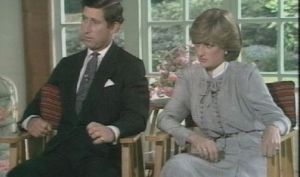 Los últimos cinco segundos de la entrevista de la boda de la princesa Diana fueron una advertencia preocupante (FOTOS)