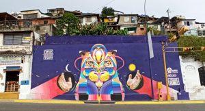 Con arte, el alcalde Sayegh logra recuperar los espacios públicos de El Hatillo
