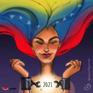 Caricaturas de este viernes 1 de enero de 2021