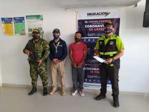 Colombia expulsó a sargento venezolano que estaba irregular en su territorio