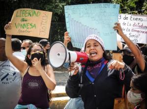 Ovcs registró 3.392 protestas en Venezuela durante el primer semestre de 2021