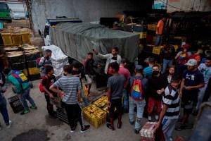 """Venezuela """"transforma"""" el trueque debido a la crisis económica (Fotos y Video)"""