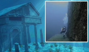 ¿Atlantis? Descubren una enorme ciudad en el Mar de China Oriental (VIDEO)
