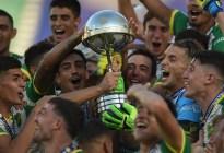 Defensa y Justicia goleó a Lanús y gana la Copa Sudamericana 2020
