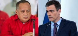 Diosdado Cabello: ¿Quién es Pedro Sánchez para pedir elecciones democráticas en Venezuela? (VIDEO)